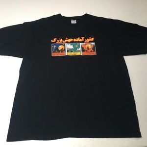 Flaming Lips 2004 Tour Concert Tee